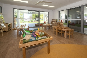 Daycare facilities at Imagine Childcare and Kindergarten Toowoomba