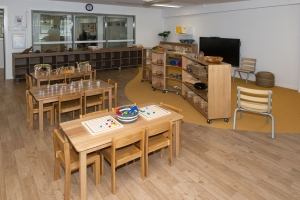 Classroom at Imagine Childcare and Kindergarten Toowoomba