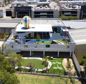 Imagine Childcare and Kindergarten Toowoomba Exterior Shot