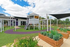 Imagine Childcare & Kindergarten Blakeview Outdoor Playground and Garden