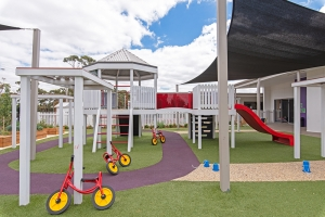Imagine Childcare & Kindergarten Blakeview Outdoor Playground