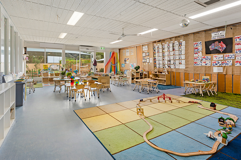 Classrooms that inspire children at Imagine Templestowe