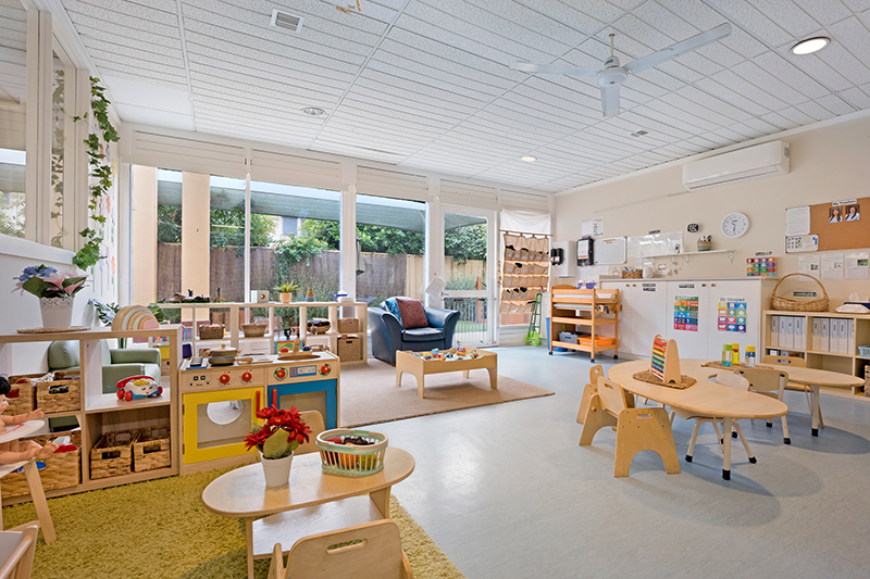 Give your child the best start at Imagine Childcare Templestowe