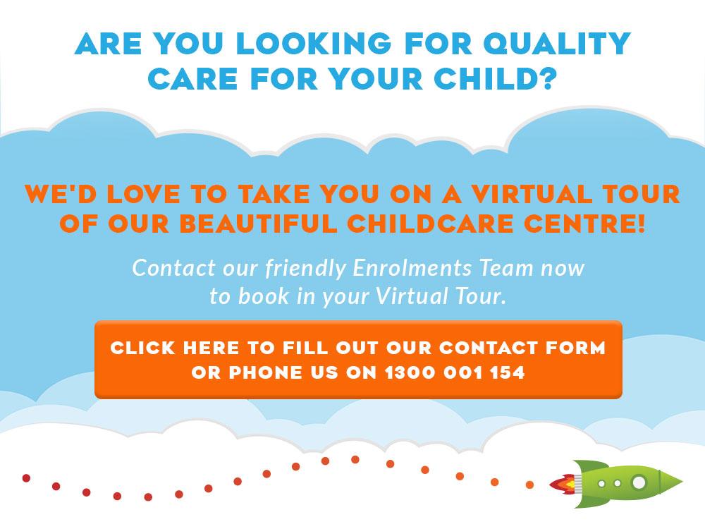 Virtual Tours at Imagine Childcare